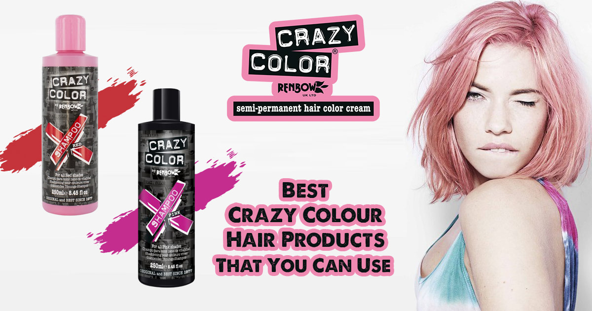 Best Crazy Colour Hair Dye Products That You Can Use - Best ...
